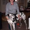 Marion: Liebevolle Hundebetreuung in Haus und Garten