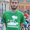 David: Cuidador y amante de perros en Granada