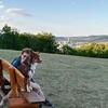 Katharina: Gassigehen mit Ihrem und eigenem Hund