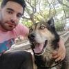 Carles: Cuidador de gossos a Vilassar de Mar