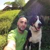 Cédric: Dog sitter expérimenté sur Grenoble et environs.
