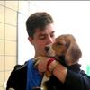 Gonzalo: Paseador de perros en Guadalajara