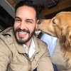 Moises: Cuidador de perro/dog sitter