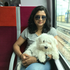 Soumya: Love is the way to life. Love=animals