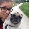 Edwige: Edwige, 26 ans, passionnée d'animaux