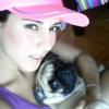 Ingrid: Amo los perros y su compañía me hace felíz