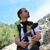 Francisco Javier : Educador canino profesional (trato individualizado)
