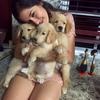 Eliana: Amante de los perros