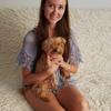 Ilona: Paseadora de perros. Cuidadora de mascotas sur de Tenerife