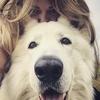 Anna: I love dogs!