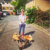 Louise: Dog walker for Havering areas