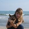 Cecilia: Cuidadora de perros Castelldefels playa