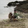 Diego: Paseo de perros Coruña