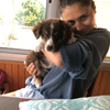 Mathilde: Étudiante amoureuse des chiens