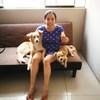 Katherine: Dogsitter fan des animaux à Orléans