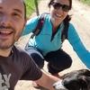Jordi: Paraiso perruno...al lado del parque de la Serralada y en casa grande