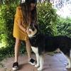 Andrea : Paseadora de perretes en Lugo