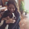 Júlia: Cuidadora y amante de perros