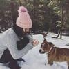 Elena: Paseo perros de todas las razas (tengo licencia ppp)