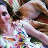 María Clara: Paseadora y cuidadora de perros durante el día
