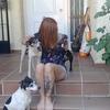 Paloma: Paseo Alcobendas - Sanse