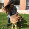 María Eugenia : Estudiante de veterinaria con experiencia