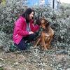 Nerea: Mimos y paseos en Donostia