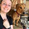 Gwennhaelle : Mon chenil à moi 😁