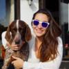 Josefa: Amante de perros y animales en barcelona