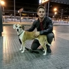 Christian: Somos amantes apasionados de los perros, experiencia como cuidador fuera de la app y en protectoras de animales