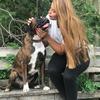 Priscille: Un souhait: m'occuper de chien quotidiennement !