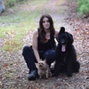 María: Cuido a tu perro en un entorno rural cerca de Zaragoza.