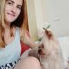 Elena: Estaré encantada de cuidar a tu perro 🐕❤️