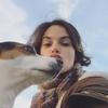 Gabriela: Perritos felices caminando por BCN