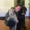 Andréa: Dog expert & dog walker London
