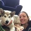 Soledad: Si no tienes tiempo de pasear a tu perro, avisame!!