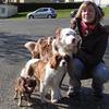 Céline: Dog sitter expérimentée sur Rennes et alentours! ;)