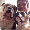 Scott: Fanático de los perros en Barcelona