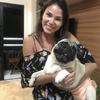 Ana Clara: Amante de perros al lado del parque de la ciutadella