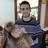 Javier: Paseador de perros en Sevilla