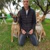 Eric:  cuidador y educador canino