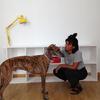 Andrea: Amante de los perros en el centro de madrid