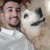 Louis: Étudiant VÉTO Promenade canine Toulouse