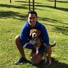 Fernando : Hola!!!! Mimos y caricias para tu mascota, hacerlo feliz es mi misión.