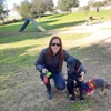 Salomé: Mi perrita quiere jugar con otros perros!