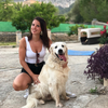 Yurena: Cuidamos tu perro como si fuera nuestro