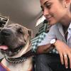 Grecia : Amaré a tu perrito tanto como al mío!/ cuidadora