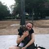 Aida: Paseadora de perros