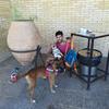 Álvaro: Cuido y paseo perros