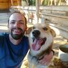 David: Dog runner sur les bords de l'Erdre